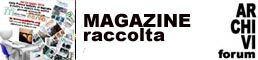 MAGAZINE - gli introvabili on-line